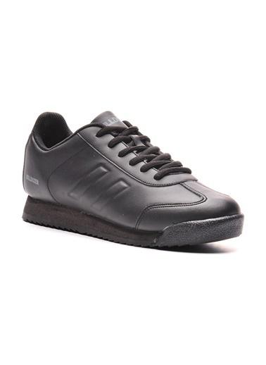 Bulldozer 211921 Unisex Spor Ayakkabı Siyah